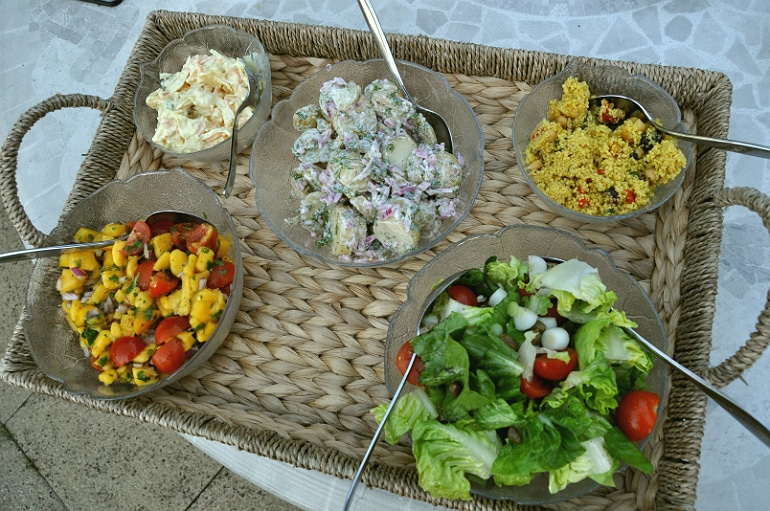 Salad for BBQ ideas
