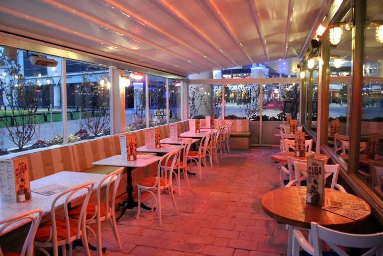 Revolucion de cuba milton keynes restaurant