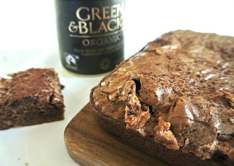 Chocolate pick n mix brownies recipe