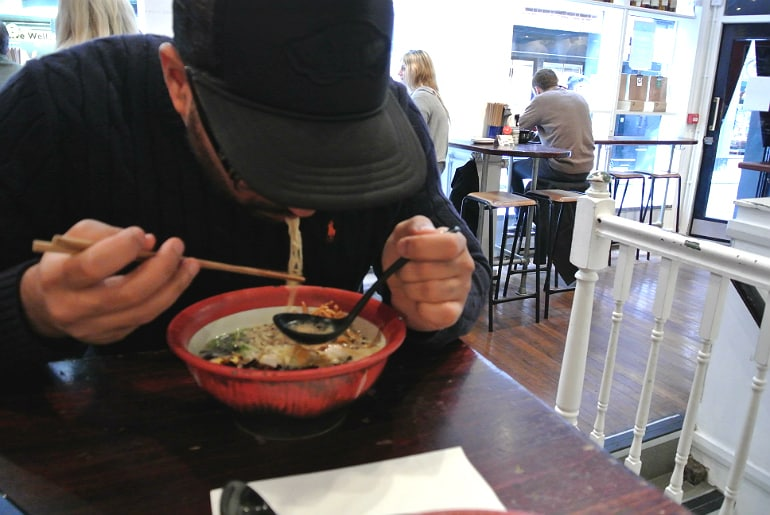 Bone Daddies review London ramen