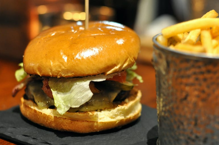Electric social milton keynes burger