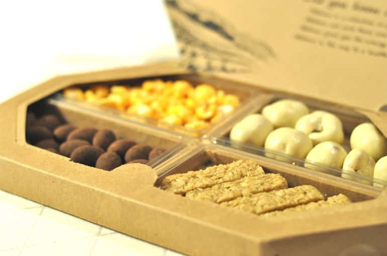NIbboxx snack boxes