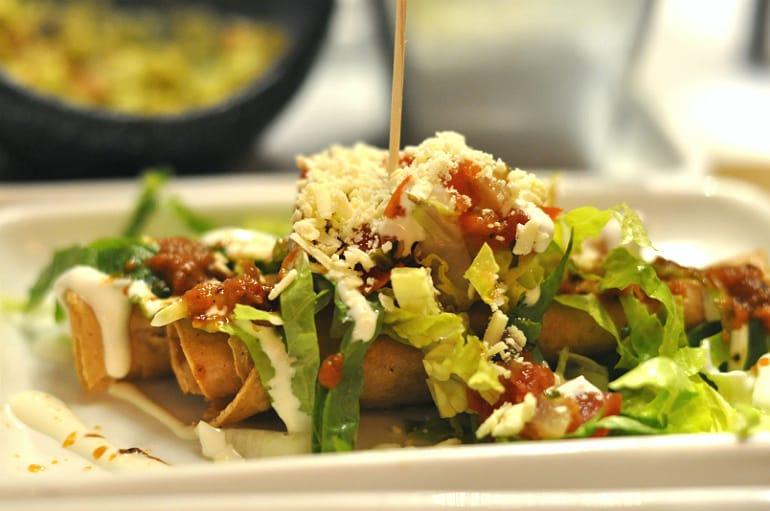 Wahaca London mexican food