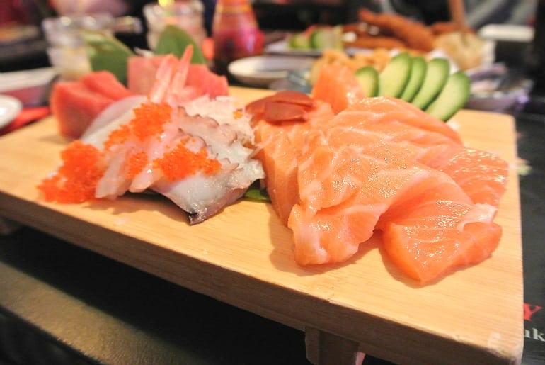 sakura portsmouth sashimi