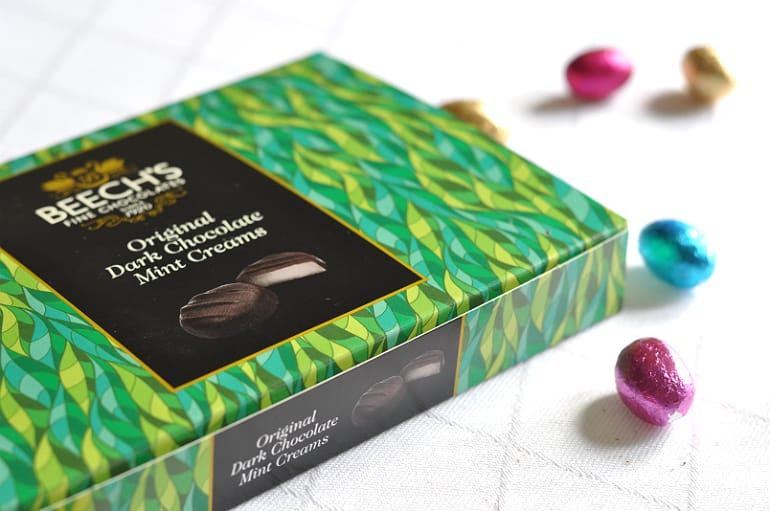 beechs mint creams review chocolate