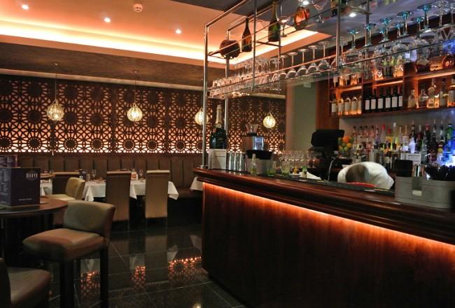 maaya indian milton keynes bar
