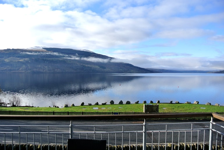 holiday eating tips loch tay
