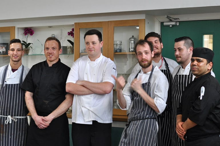 mk food awards chefs