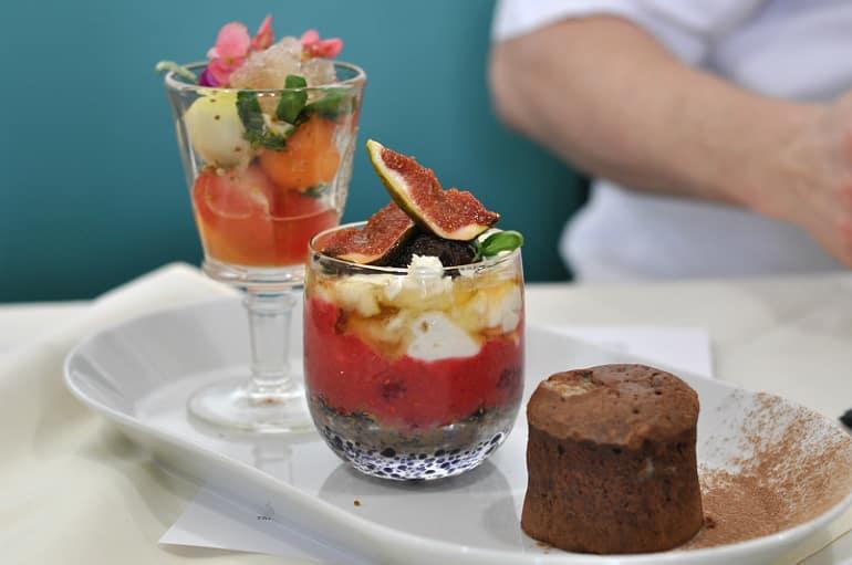 mk food awards trifle dessert
