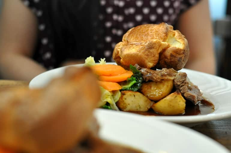 cross keys milton keynes roast beef