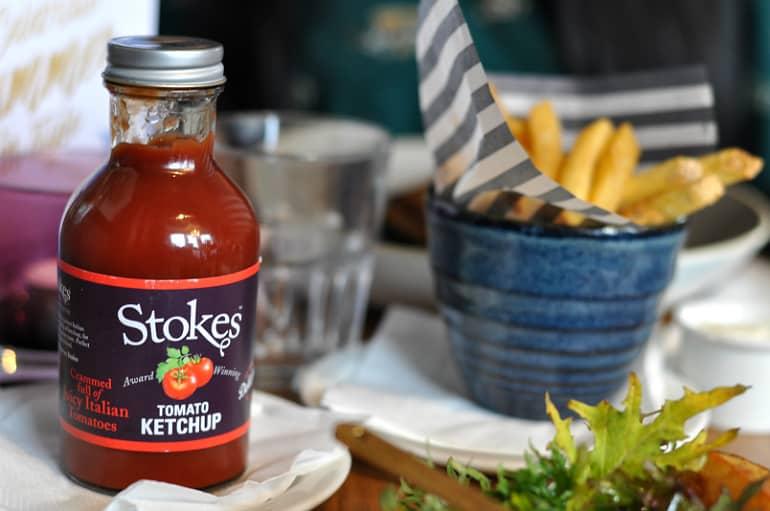 swan woburn sands review ketchup