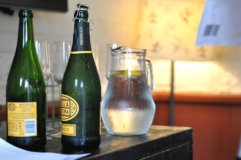 blogger brunch milton keynes bubbly
