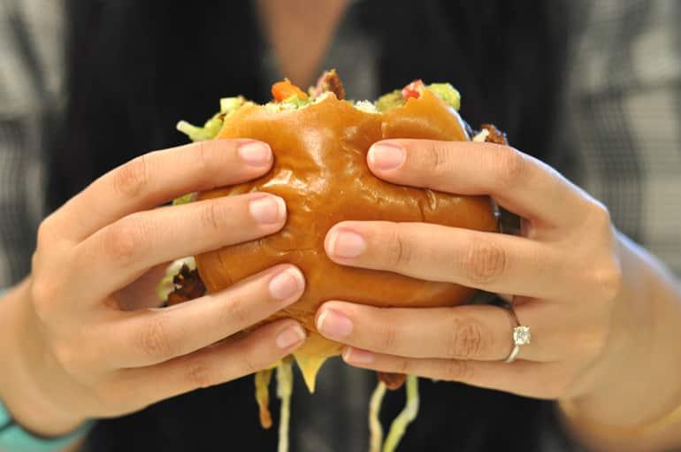 byron burger milton keynes B&A review