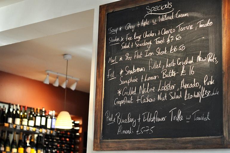 swan salford pub review menu