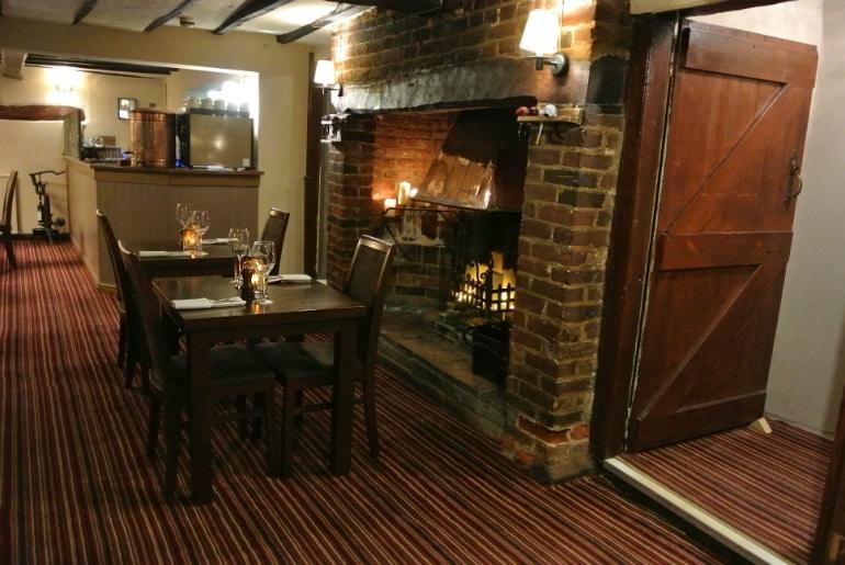 swan great horwood pub