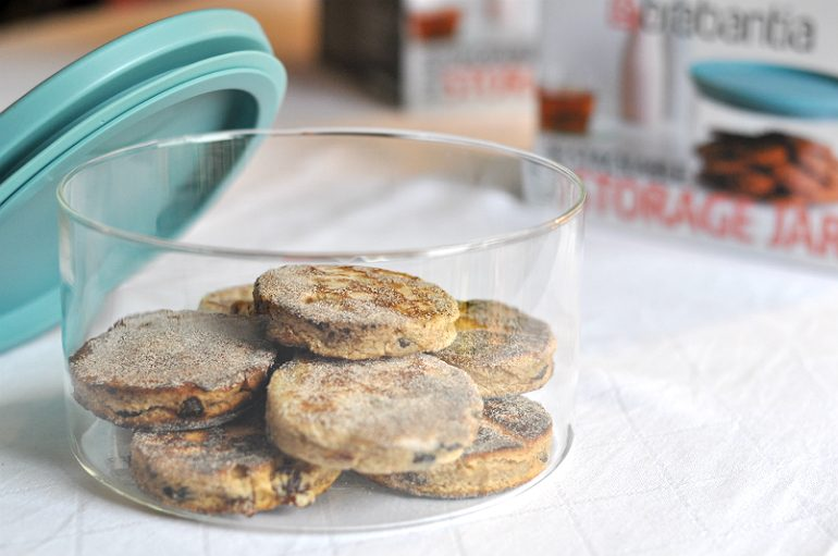 brabantia-stackable-storage-jar-welsh-cake-recipe