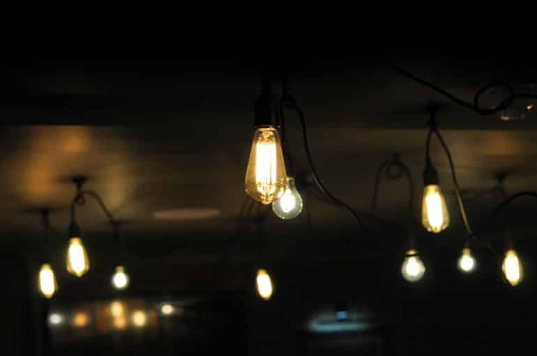 the-anchor-aspley-guise-lights