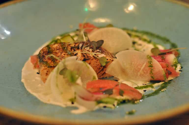the-anchor-aspley-guise-salmon-starter