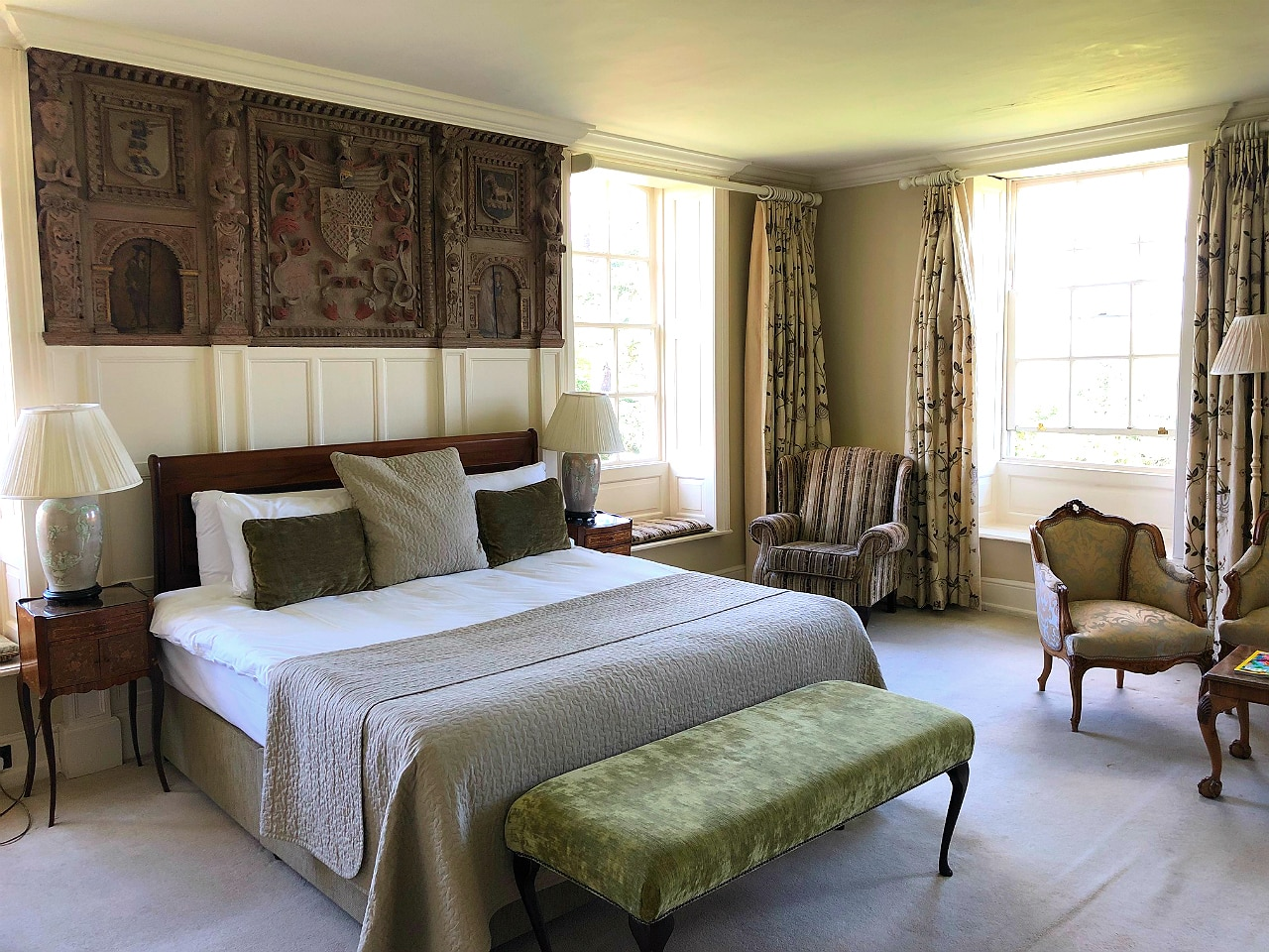 Chicheley Hall Room