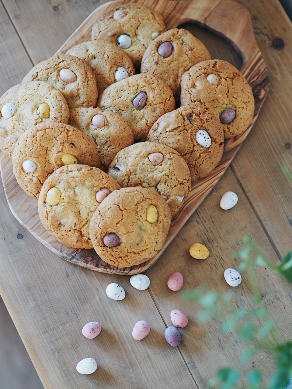 Mini Egg Cookies Recipe